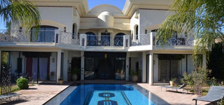 Location villa luxe agadir maroc for Location villa avec piscine agadir