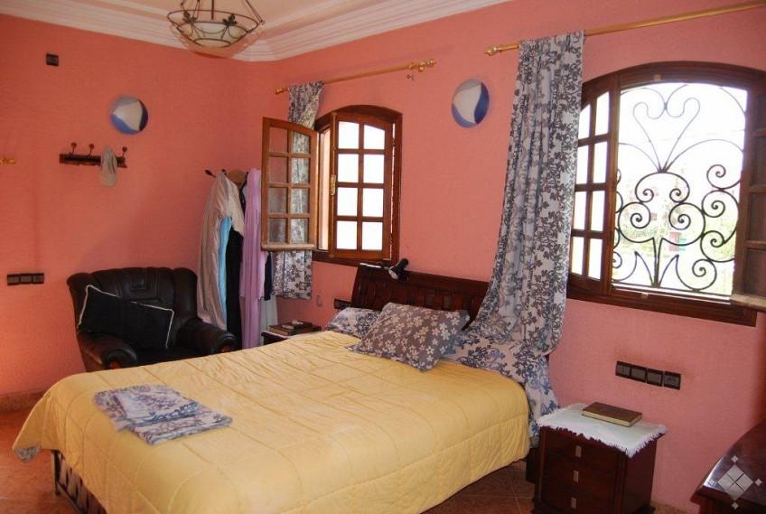 Un air de luxe pour votre villa marrakech chez lc - Chambre a coucher atlas ...